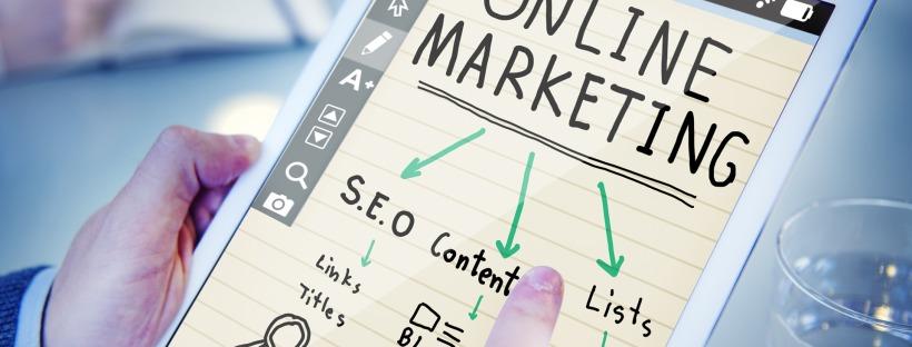 digital marketing with Black Oak Admin