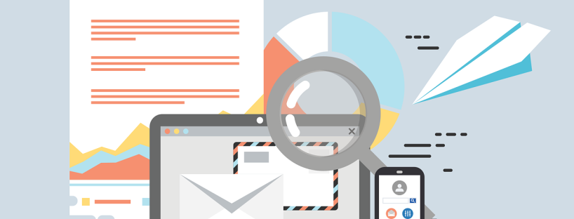 business should I have a newsletter template